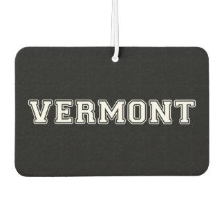 Vermont Air Freshener