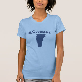 VERMONT Blue State T-Shirt