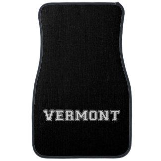 Vermont Car Mat