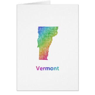 Vermont Card