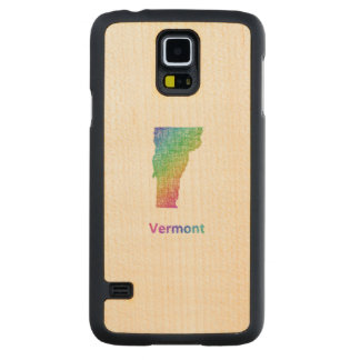 Vermont Carved Maple Galaxy S5 Case