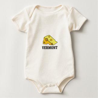 Vermont Cheddar Baby Bodysuit
