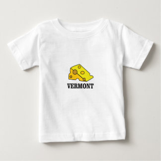 Vermont Cheddar Baby T-Shirt