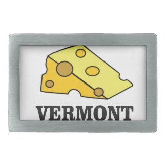 Vermont Cheddar Belt Buckles