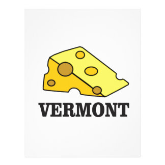 Vermont Cheddar Letterhead