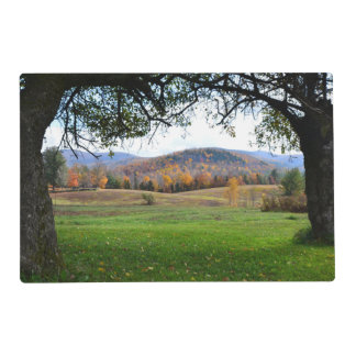 Vermont Country Placemat Laminated Placemat