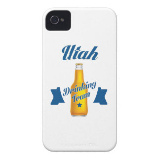 Vermont Drinking team iPhone 4 Cover