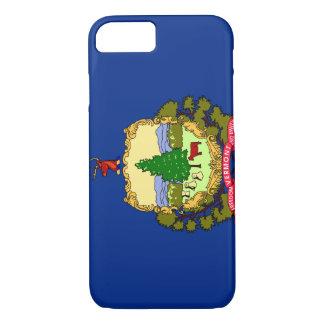 Vermont Flag iPhone 8/7 Case