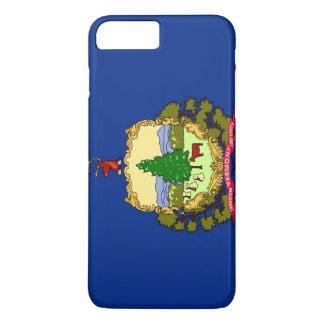 Vermont Flag iPhone 8 Plus/7 Plus Case