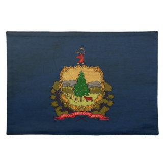 Vermont Flag Placemat