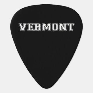 Vermont Guitar Pick