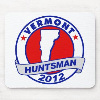 Vermont Jon Huntsman Mouse Pad