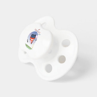 Vermont loud and proud, tony fernandes baby pacifiers