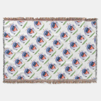 Vermont loud and proud, tony fernandes throw blanket