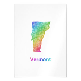 Vermont Magnetic Card