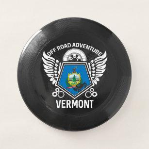 Vermont Off Road Adventure 4x4 Trail Ride Mudding Wham-O Frisbee