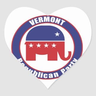 Vermont Republican Party Stickers