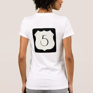 Vermont Route 5 T-Shirt