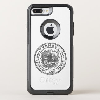 Vermont Seal OtterBox Commuter iPhone 8 Plus/7 Plus Case