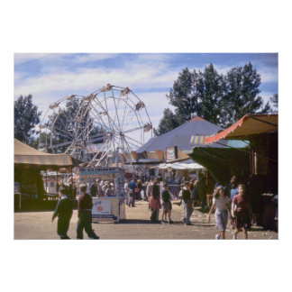 Vermont State Fair, 1941 Poster