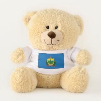 Vermont State Flag Teddy Bear