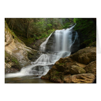 Vermont Waterfall Card