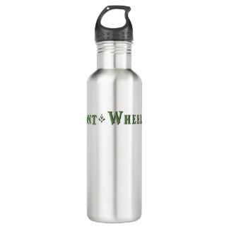 Vermont Wheel Club Logo Water Bottle