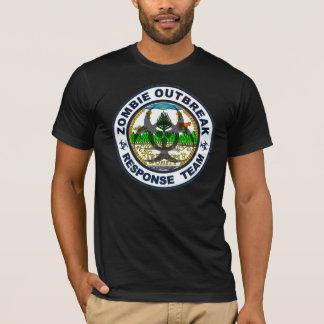 Vermont Zombie Outbreak Response Team T-Shirt