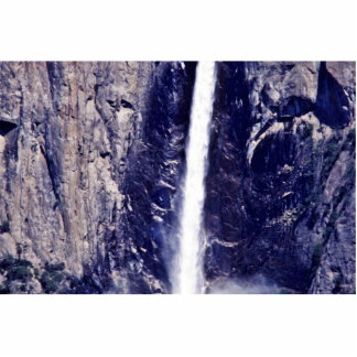 Vernal Falls Yosemite Valley Photo Sculptures