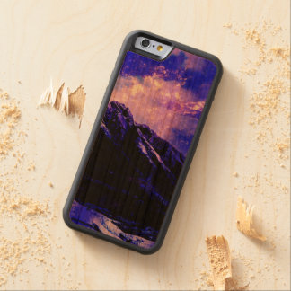 Vernal Matanuska Carved Cherry iPhone 6 Bumper Case
