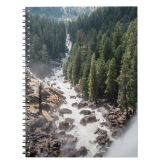 Vernall Fall and Mist Trail Notebook