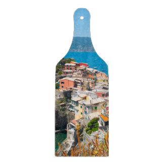 Vernazza Cinque Terre Italy Boards