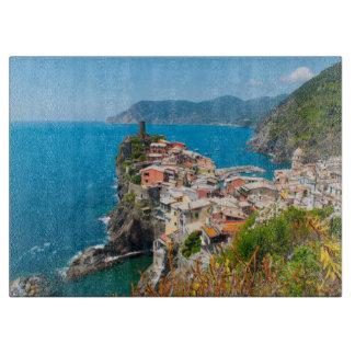 Vernazza Cinque Terre Italy Cutting Board