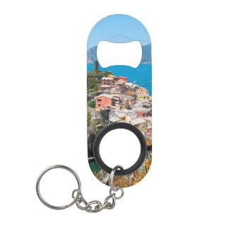 Vernazza Cinque Terre Italy Mini Bottle Opener