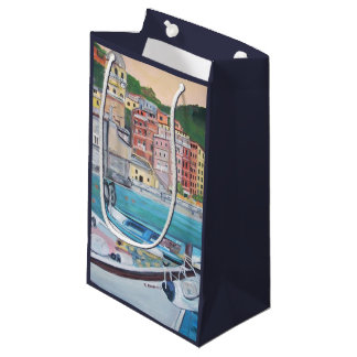 Vernazza - Custom Gift Bag - Small, Glossy
