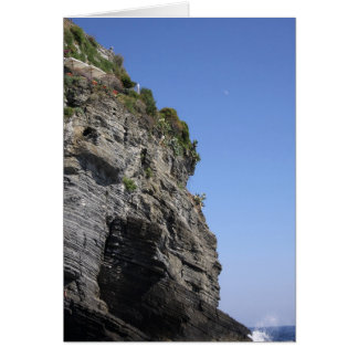 Vernazza from the Sea Card