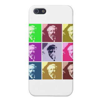 Verne PopArt Cases For iPhone 5