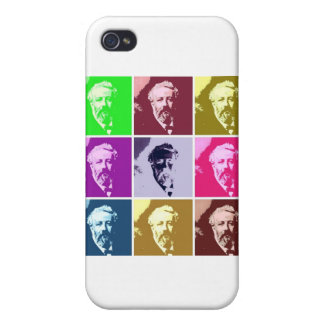 Verne PopArt iPhone 4 Cases