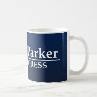 Vernon Parker U.S. Congress Coffee Mug