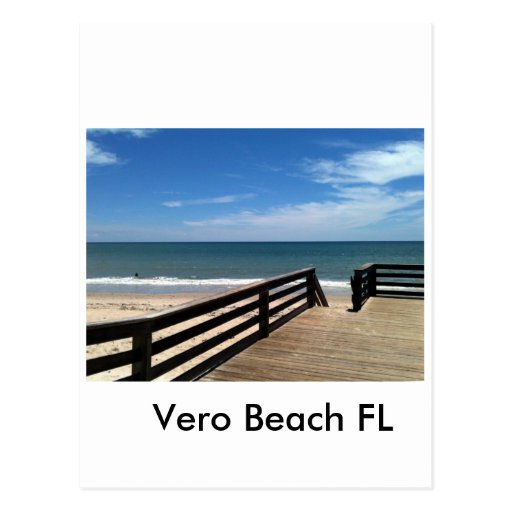 Vero Beach 2010 The MUSEUM Zazzle Gifts Post Cards