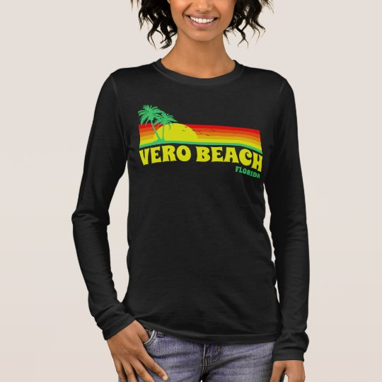 Vero Beach Florida Long Sleeve T-Shirt