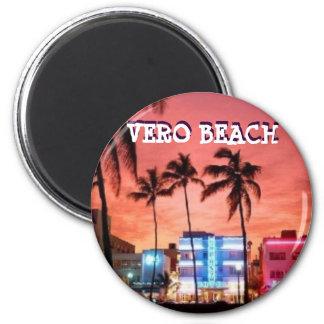 VERO BEACH FLORIDA MAGNET