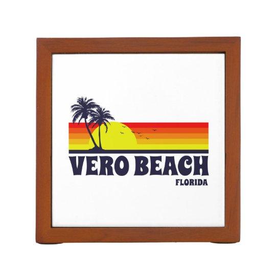 Vero Beach Florida Pencil Holder