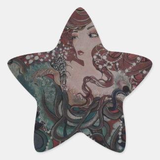 VeronicaWeaverakaVons Wings of Fate Star Sticker