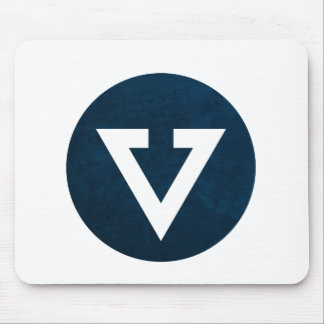 VeronnaCorralResume_LogoBlue.png Mouse Pad