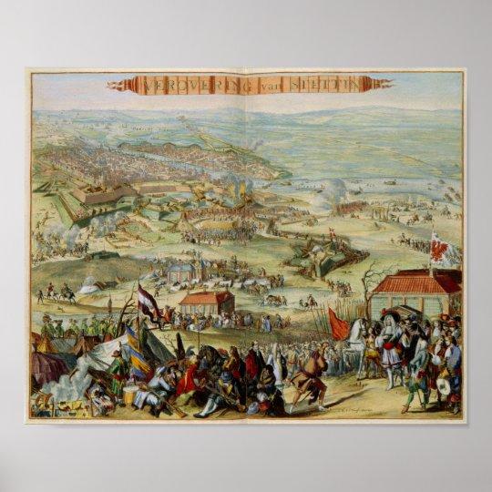 VEROVERING van STETTIN - Siege of Stettin Poster