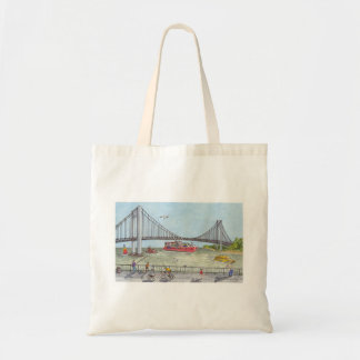 Verrazano Narrows Evening Tote Bag