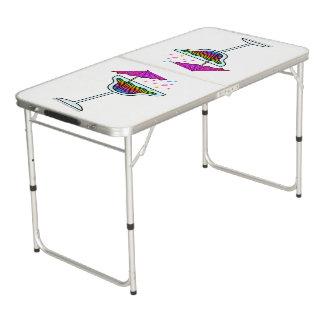 VERRE DE MARGARITA TABLE BEERPONG