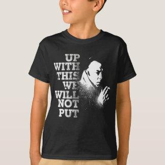 Vers le haut de avec ceci t shirts