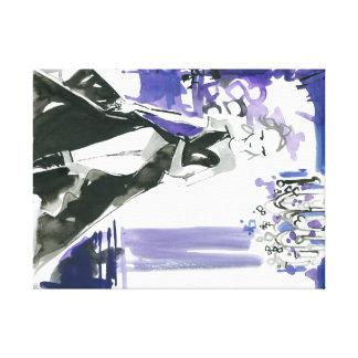 Versace Couture Canvas Print
